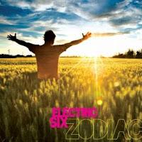 Electric Six, Zodiac, cd, audio, box, art