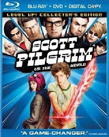 Scott Pilgrim Vs the World, Blu-ray, box, art, movie