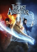 The Last Airbender, dvd, box, art, movie