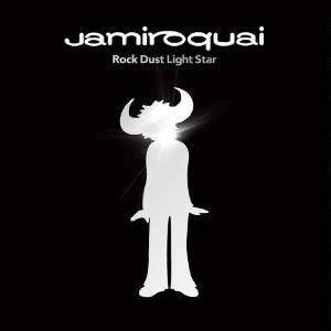 Jamiroquai, Rock Dust Light Star, cd, audio, album, cover