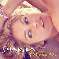 Shakira, cd, new, album, Sale el Sol, The Sun Comes Out