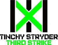 Tinchy Stryder, Third Strike, cd, audio,box, art