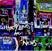 Huey Lewis and the News, Soulsville, cd, new, album, box, art