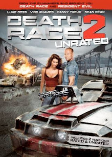 Death Race 2, movie, dvd, blu-ray, box, art, poster