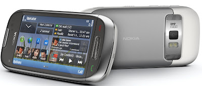 Nokia C7, Smartphone, image