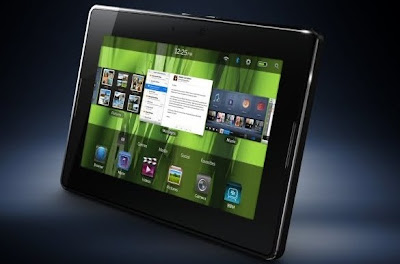 BlackBerry PlayBook, new, Tablet PC, screen, image