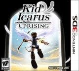 3DS, Kid Icarus Uprising, game, nintendo, 3ds