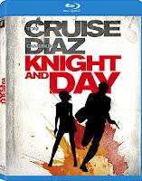 Knight and Day, blu-ray, box, art