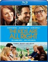 Kids Are All Right, blu-ray, box, art