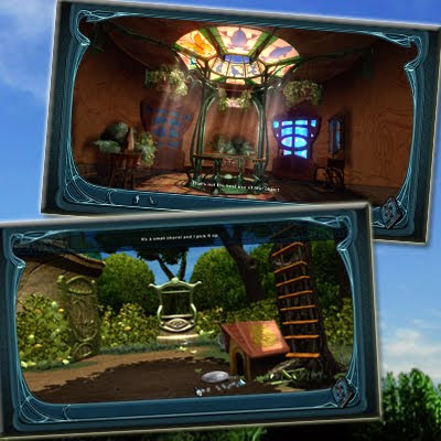 Dream Chronicles, xbox,screen