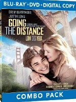 Going the Distance, DVD, Blu-ray, combo, screen