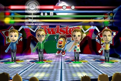 Hasbro Family, Game Night 3, wii, game screen, image