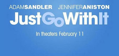 Just Go with It, movie, poster