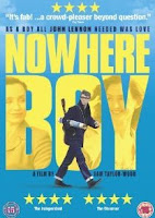 Nowhere Boy, dvd, blu-ray, cover