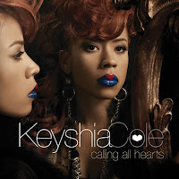 Keyshia Cole, Calling All Hearts, box, art, cd, new, album