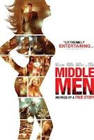 Middle Men, dvd, box, art, movie