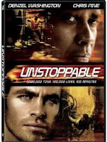Unstoppable, DVD, movie, cover