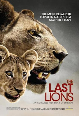 The Last Lions, movie, poster
