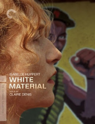 White Material, dvd, blu-ray, cover