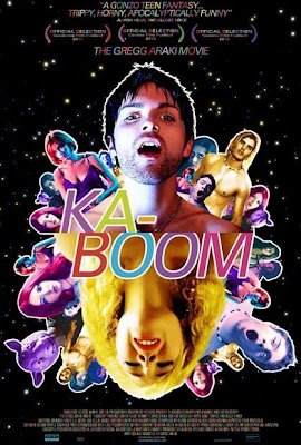 Kaboom, Movie, poster