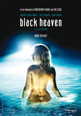 Black Heaven, movie, poster