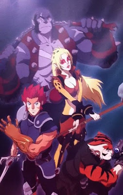 ThunderCats, 2011, new, screen, poster, tv, series