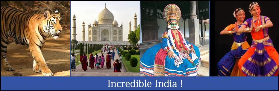 India Tour, India Tourism, Incredible India Tours 2012, Golden Triangle Tours, Rajasthan Tours