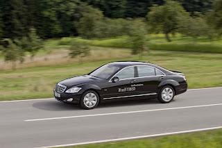 06_mbs400hybrid Mercedes Benz S400 Blue HYBRID