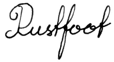 Rustfoot