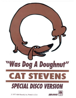 Cat Stevens 'Was Dog a Doughnut? (Special Disco Version)' (1977) 12