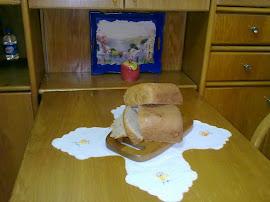 Organik Ev Ekmeği