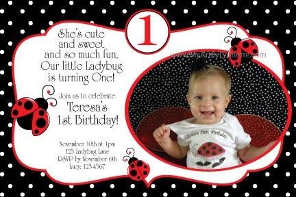 Ladybug birthday invitation and ladybug cupcake toppers stickers ladybug birthday invitation and ladybug cupcake toppers stickers filmwisefo