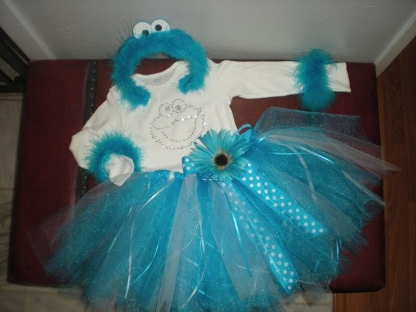 The Custest Cookie Monster costume! & Naptime u003d Craft time!: The Custest Cookie Monster costume!