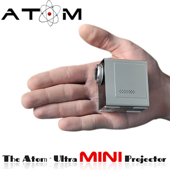 Ultra Mini Projetor de Vídeo