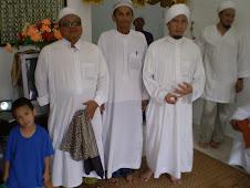 Bersama Syeikhuna Muhammad Nuruddin Al-Banjari