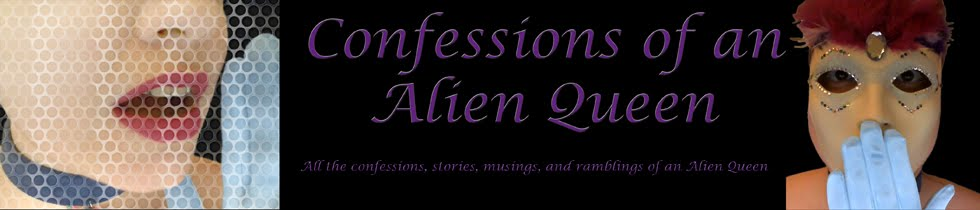Confessions of an Alien Queen