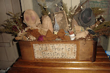 #281 Prairie Blessings Welcome light