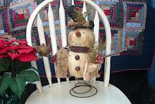 #287 Sammy the Snowman