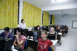 Aula Inaugural do Curso Escola Sustentável e Com-Vida