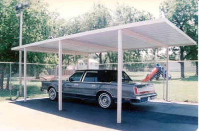 Curtis for Free standing carport plans