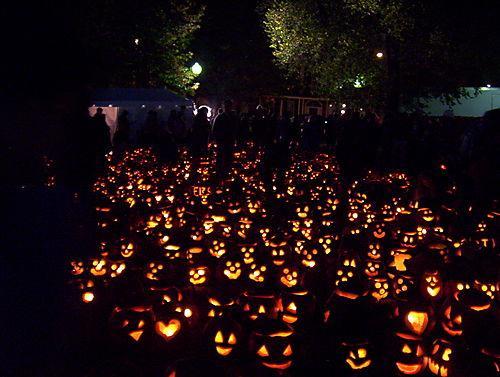 Jack-o-lanterns!!!