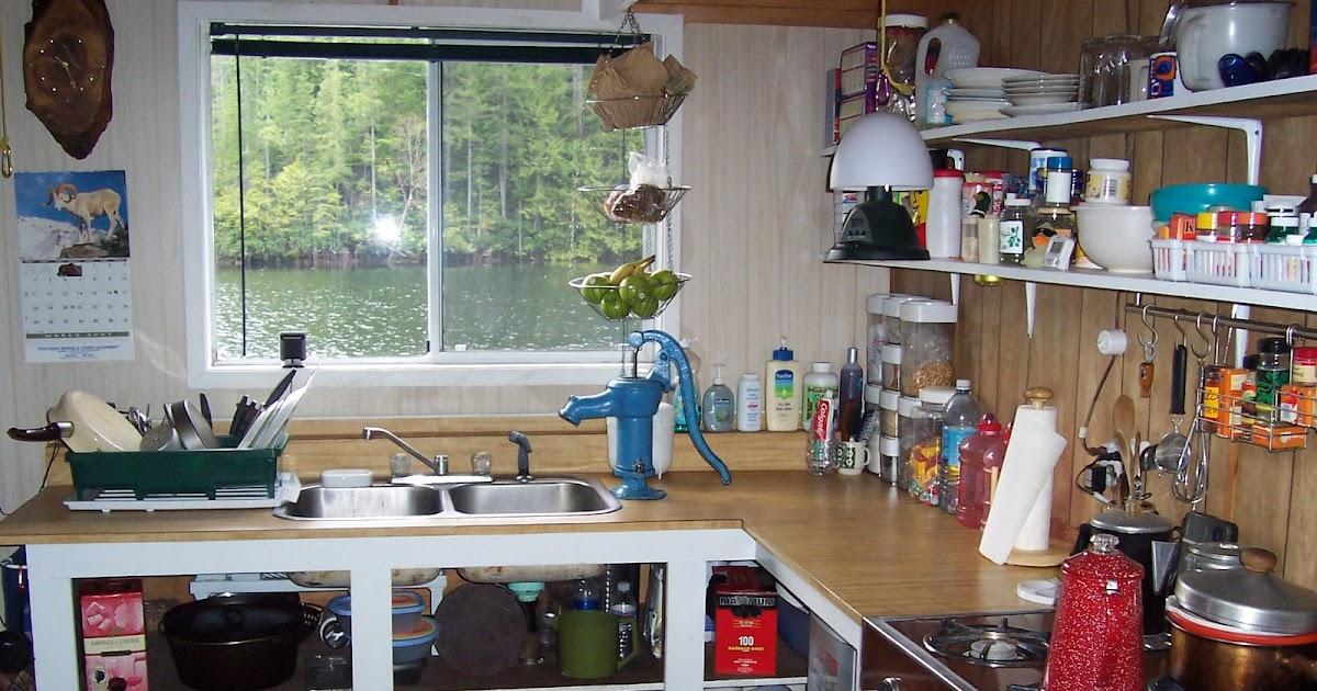 Powell River Books Blog Kitchen Kapers