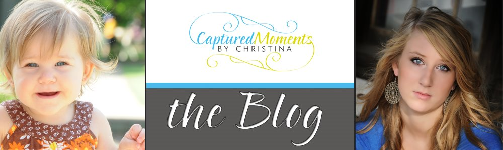 Captured Moments by Christina