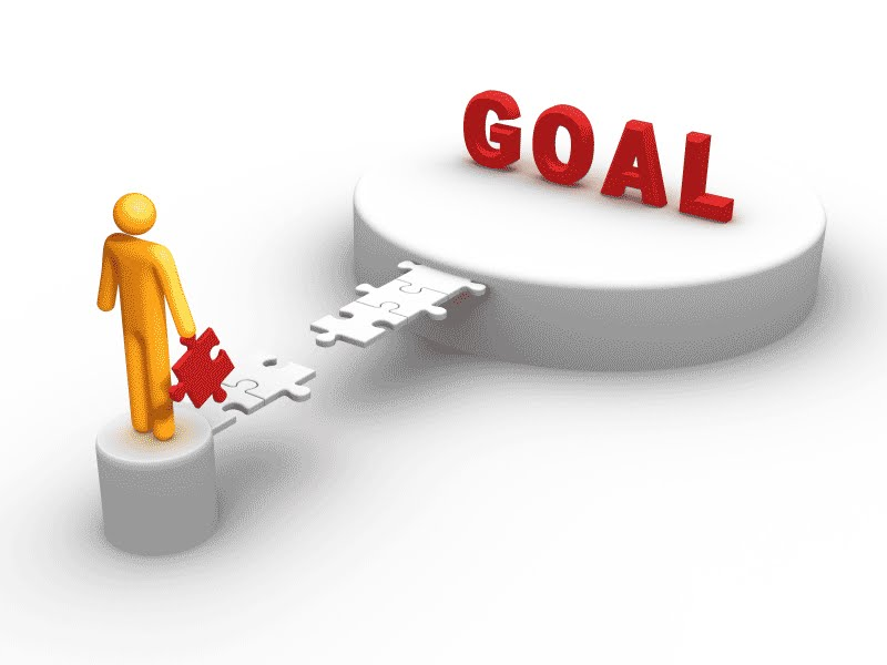 What counts as a personal goal?