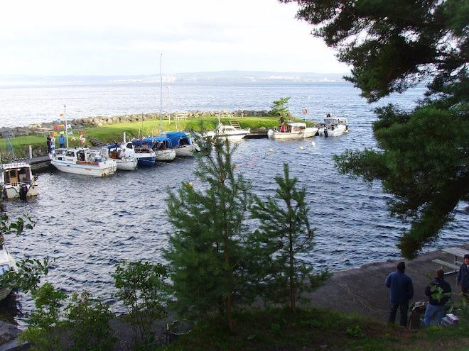 Hamnen i Sjöbo