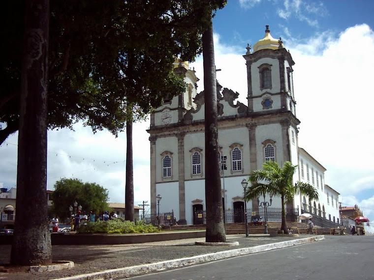 Igreja do Bonfim / SSA-Ba