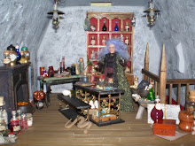 The Potter Potion Room