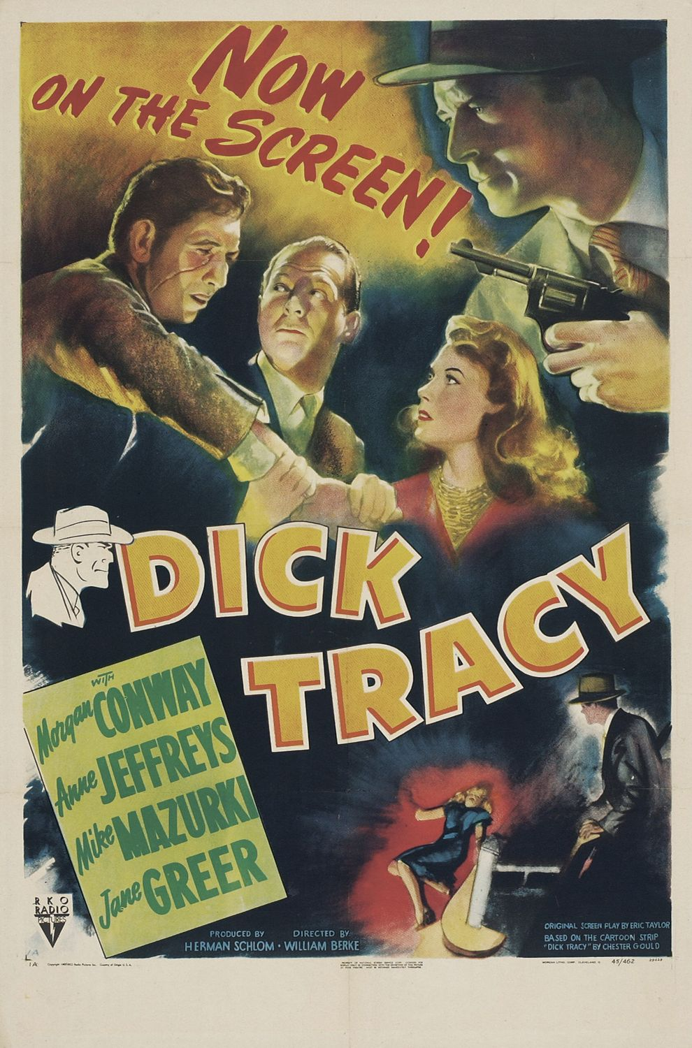 tracy movie dick