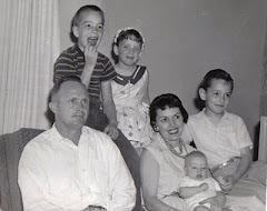 Call Family 1959... Dad, Brad, Anne, Mom, Mark, Dayton