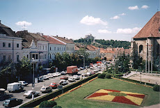 Cluj Piata Universitatii